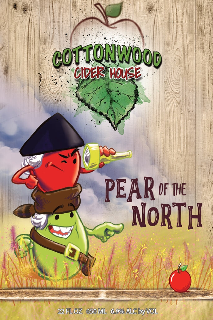 Pear of the North