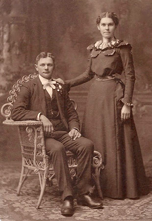 Nels and Nellie Nelson